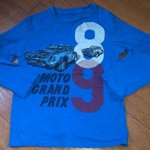Gap long sleeve shirt size 5T